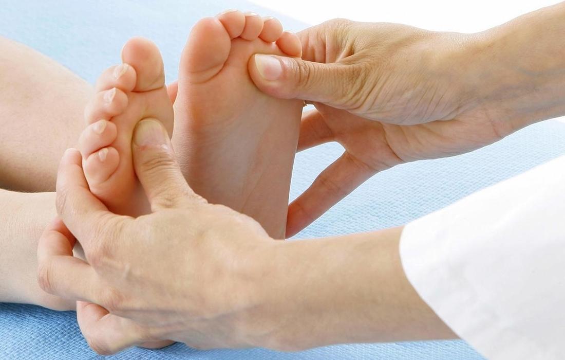 προβλήματα υγείας στα πόδια