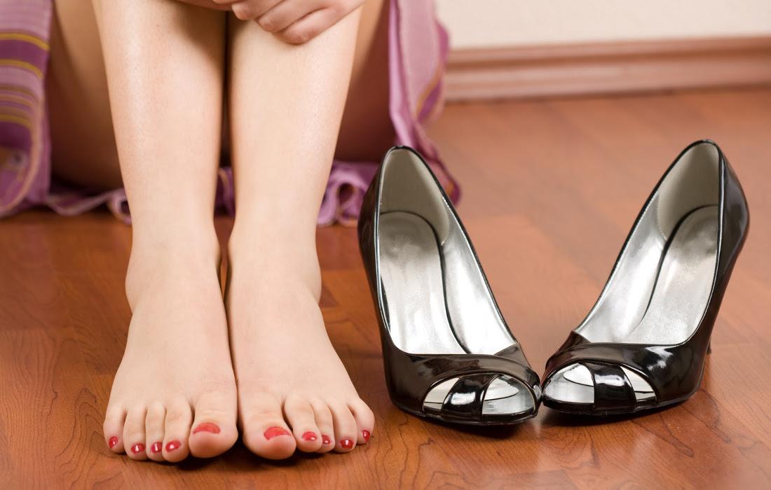 Φουσκάλες στα πόδια: πώς αντιμετωπίζονται | podologiko.gr